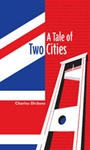 A Tale Of Two Cities, a Personalised Classic Novel